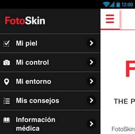 fotoskin app